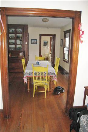 Woods Hole Woods Hole vacation rental - View into dining room