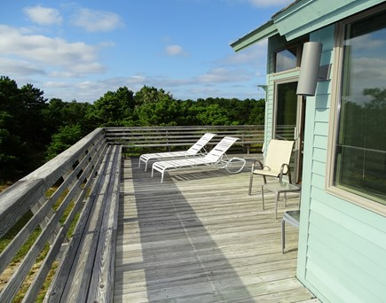 N.Truro Bay Village Cape Cod vacation rental - Relax and wait for magnificent sunsets!
