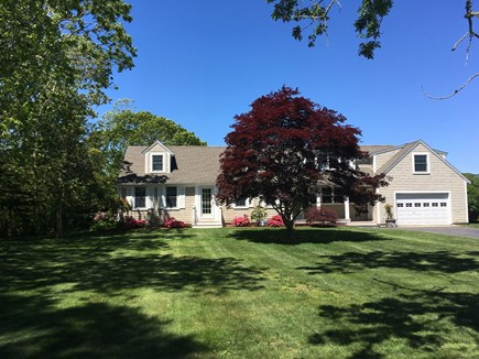 East Falmouth Cape Cod vacation rental - Front of House