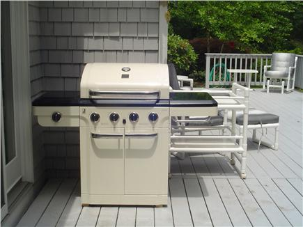 East Falmouth Cape Cod vacation rental - Bar B Que