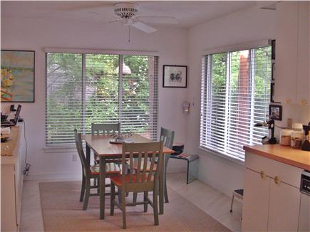 East Falmouth Cape Cod vacation rental - Kitchen Dining Table