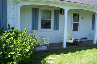 Harwichport, MA Cape Cod vacation rental - Breezy, pretty Front porch