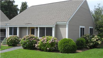 Brewster Cape Cod vacation rental - Patio home on golf course, off Villages Drive