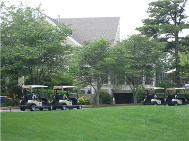 Brewster Cape Cod vacation rental - Club House