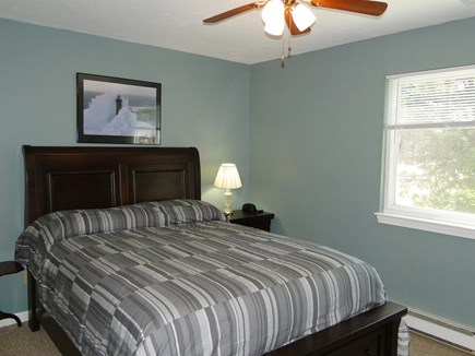 Brewster Cape Cod vacation rental - Queen bed master with private bath, flat screen TV