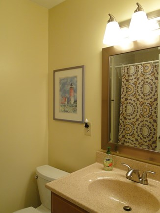 Brewster Cape Cod vacation rental - Second full bathroom