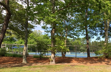 Brewster Cape Cod vacation rental - Tennis courts nearby