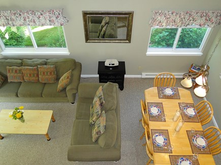 Brewster Cape Cod vacation rental - View from loft area