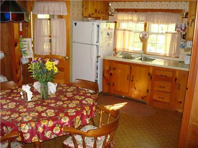 Eastham Cape Cod vacation rental - Cozy Kitchen