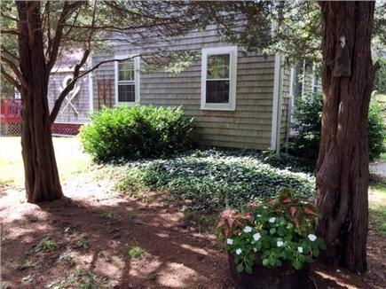 Eastham Cape Cod vacation rental - Side View of the Cottage