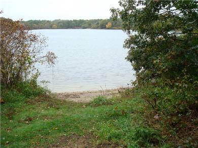 Eastham Cape Cod vacation rental - Fresh water Swimming Beach across the Street