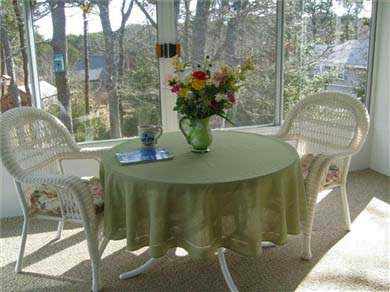 Chatham Cape Cod vacation rental - Sun Room