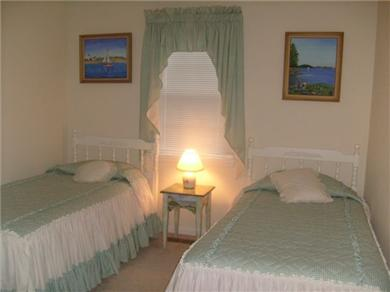 Chatham Cape Cod vacation rental - Bedroom  #2