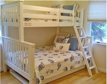 Chatham Cape Cod vacation rental - Kids will love the super fun bunk beds and toy closet