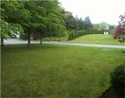 Chatham Cape Cod vacation rental - Large side year for outdoor entertaining