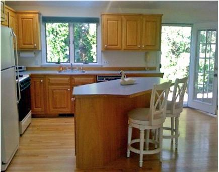Chatham Cape Cod vacation rental - Oversized skylight bathes kitchen and breakfast bar in sun