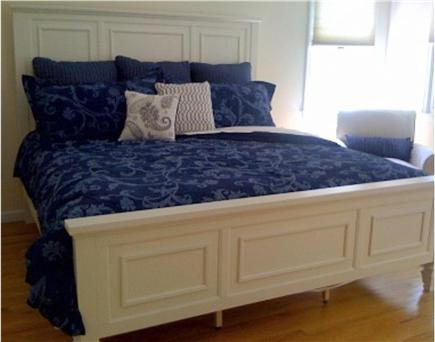 Chatham Cape Cod vacation rental - Master (king) suite opens to private patio; huge walk-in closet