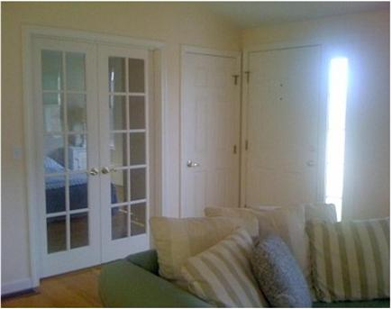 Chatham Cape Cod vacation rental - French doors off the great room...