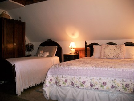 Eastham Cape Cod vacation rental - Bedroom with Queen and 1 twin, another view