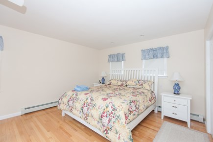 Bourne, Buzzards Bay Cape Cod vacation rental - Upstairs bedroom (with balcony)