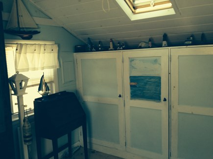 North Truro Cape Cod vacation rental - Sunny shining throughout plenty of storage