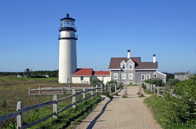 North Truro Cape Cod vacation rental - Highland LighthouseTour the lighthouse,enjoy the view then golf