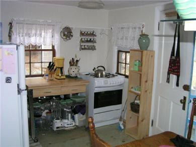 North Truro Cape Cod vacation rental - Full Kitchen