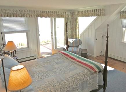 Brewster Cape Cod vacation rental - Queen master bedroom, upper level