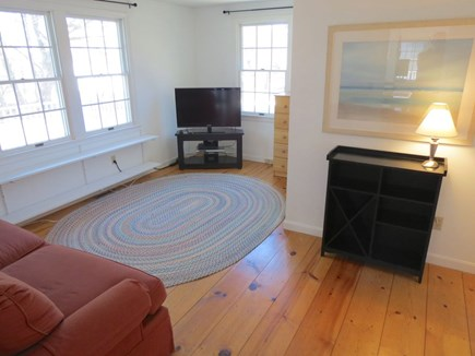 Brewster Cape Cod vacation rental - Den works as a 5th BR (sleep sofa).  Has a full bath (not shown)