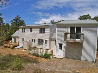 Eastham Cape Cod vacation rental - Good Sized Deck for Plenty of Outdoor Living Space