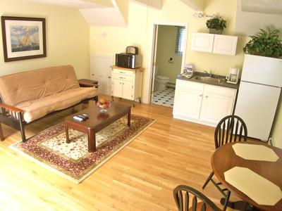 Eastham Cape Cod vacation rental - In-law Loft with Kitchenette and Full Bath