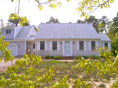 Eastham Cape Cod vacation rental - Curb view