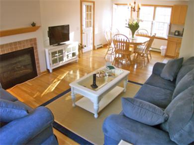 Eastham Cape Cod vacation rental - Brand New Furnishings and Flat Screen TV