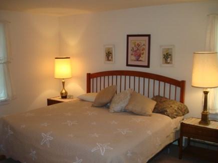 Wellfleet Cape Cod vacation rental - Main Bedroom has a private bath