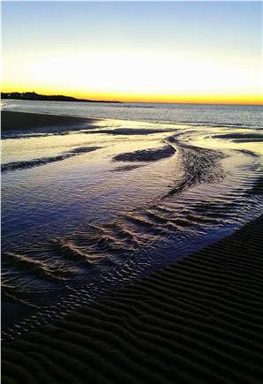 East Dennis Cape Cod vacation rental - Yes the sunsets are this spectacular ... it's quite a spot
