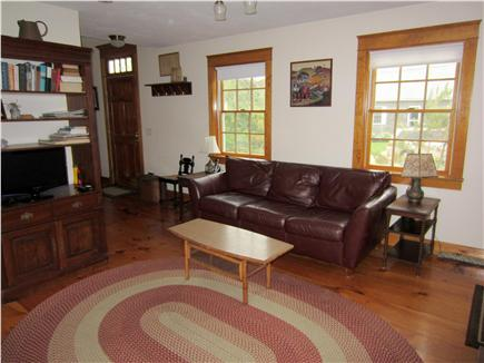 East Dennis Cape Cod vacation rental - Alternate view of Living Room