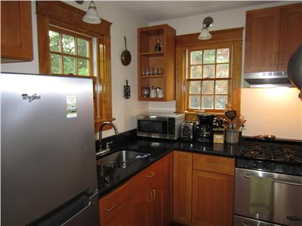 East Dennis Cape Cod vacation rental - Kitchen is super efficient & has all you need