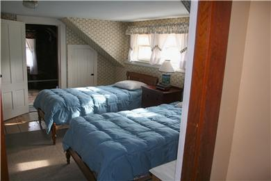 Chatham Cape Cod vacation rental - Second floor bedroom with ocean view