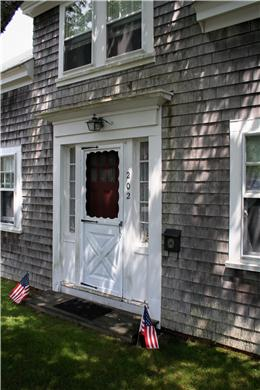 Chatham Cape Cod vacation rental - Entrance