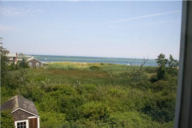 Chatham Cape Cod vacation rental - Upstairs water view of Chatham Harbor
