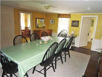 Chatham Cape Cod vacation rental - Great large table for dining with family and friends.