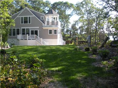 Pocasset, Bourne Pocasset vacation rental - Yardview