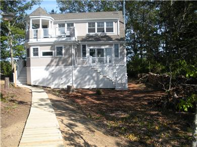 Pocasset, Bourne Pocasset vacation rental - Front Boardwalk