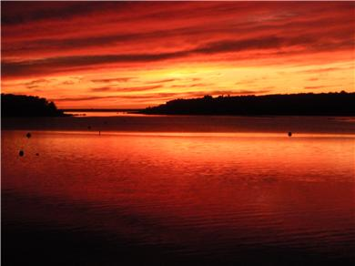 Pocasset, Bourne Pocasset vacation rental - Bassetts Island Sunset
