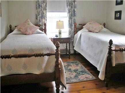 Nauset Heights, East Orleans Cape Cod vacation rental - Upstairs twin bedroom