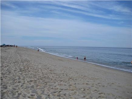 Nauset Heights, East Orleans Cape Cod vacation rental - Beautiful Nauset Beach & the National Seashore just 1/3 mile away