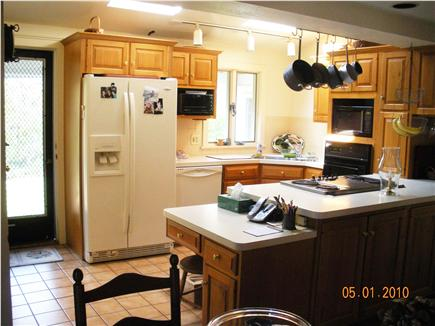 Nauset Heights, East Orleans Cape Cod vacation rental - Bright and sunny kitchen