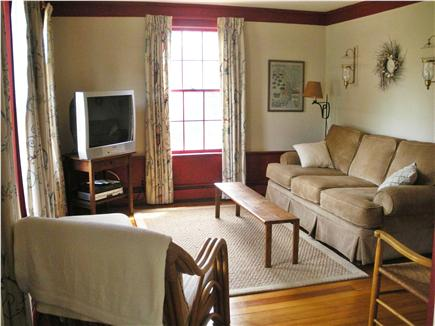 Nauset Heights, East Orleans Cape Cod vacation rental - Cozy den with cable TV