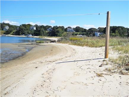 Falmouth,  Megansett Harbor Cape Cod vacation rental - 250' of private beach