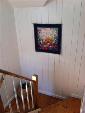 New Seabury, Maushop Village,Mashpee Cape Cod vacation rental - Steps leading up stairs